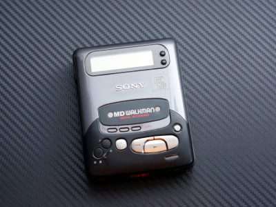 SONY MZ-R2 MD WALKMAN MD随身听