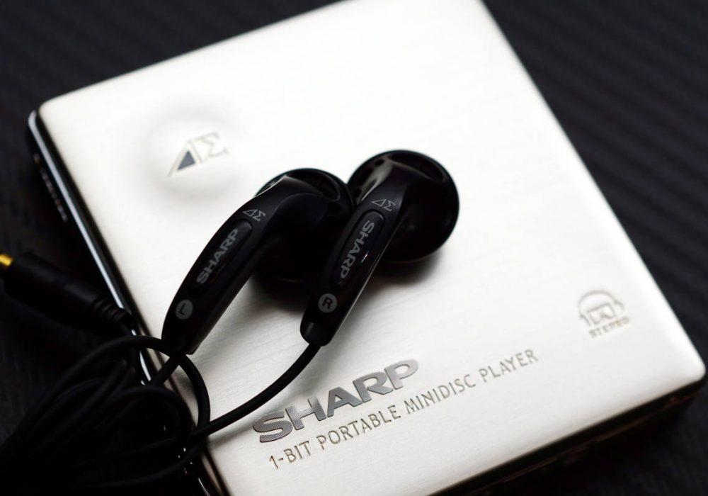 SHRAP MD-DS9-N 1-BIT MD随身听