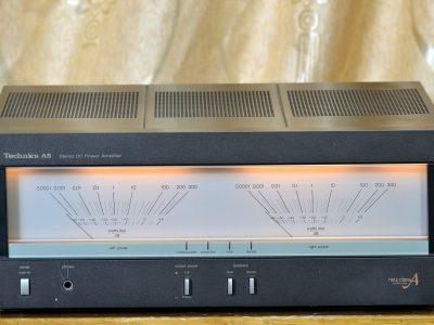 Technics SE-A5 功率放大器