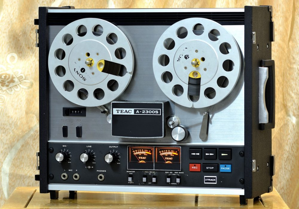TEAC A-2300S 磁带开盘机