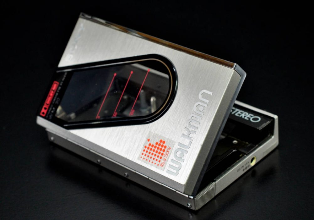 SONY WM-30 WALKMAN 磁带随身听
