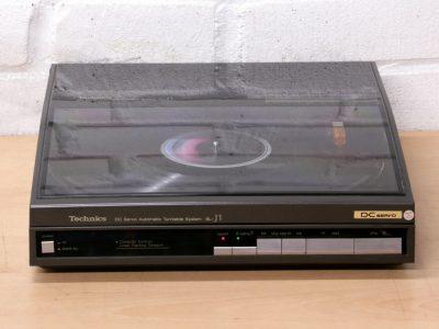 松下 Technics SL-J1 黑胶唱机