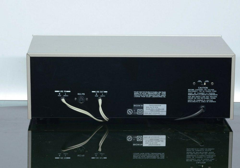 索尼 SONY TC-K1A 卡座