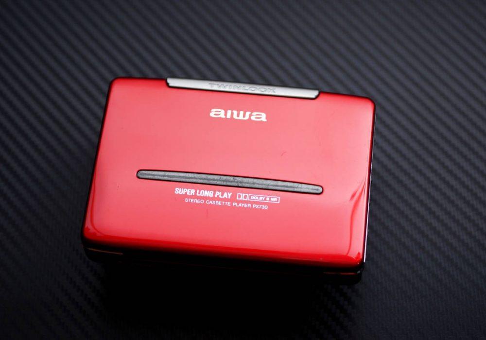 AIWA HS-PX730 磁带随身听