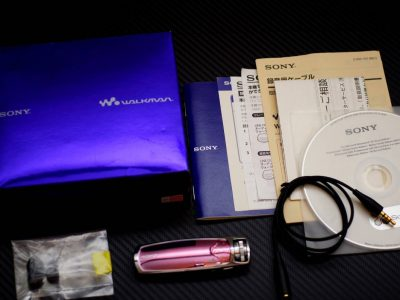 SONY NW-S705F MP3播放器
