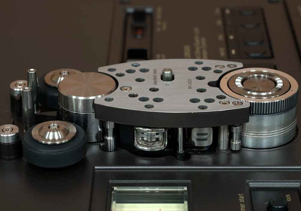 Technics RS-1506U 开盘机