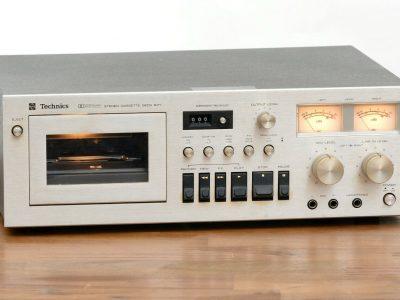 Technics RS-671 卡座