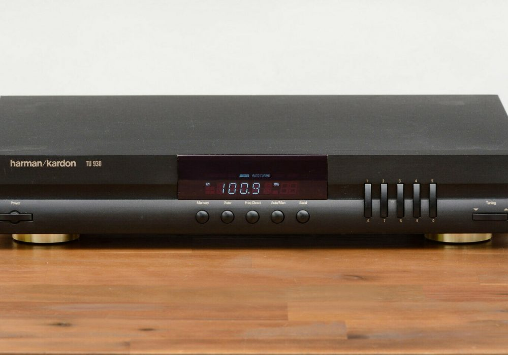 Harman/Kardon TU930 FM/AM Tuner 收音头