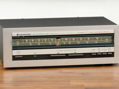 KENWOOD KT-413 FM/AM Tuner 收音头