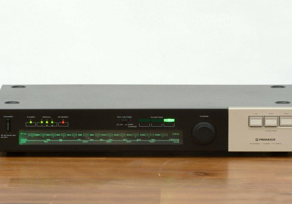 先锋 PIONEER TX-530L FM/AM Tuner 收音头