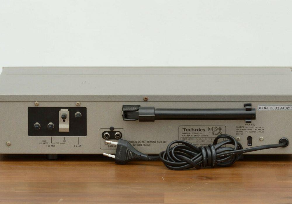 Technics ST-9031 FM/AM 收音头