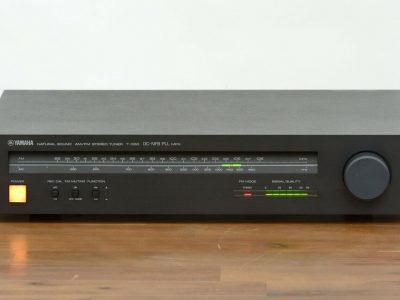 雅马哈 YAMAHA T-550 High-End 收音头