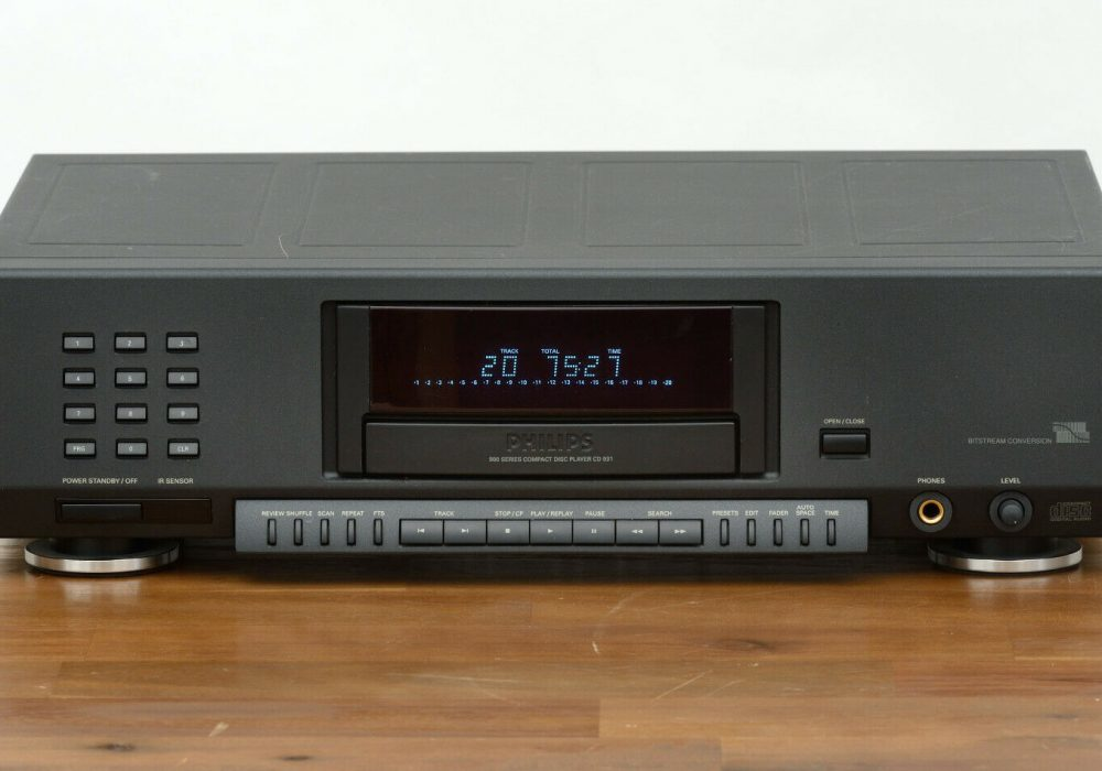 Philips CD931 CD-Player CD播放机