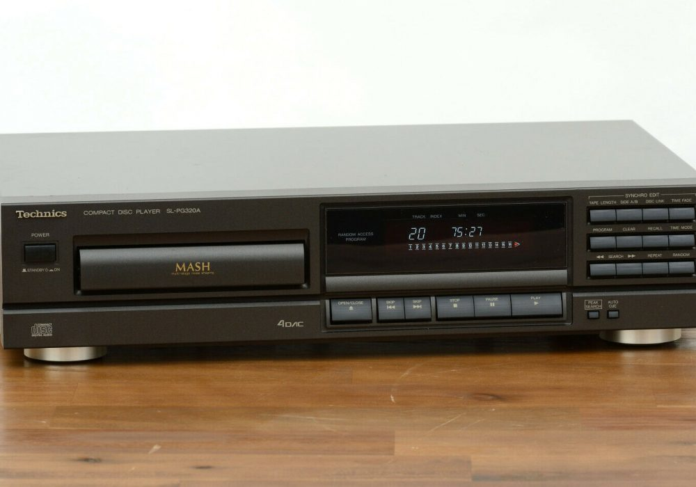 Technics SL-PG320A CD播放机