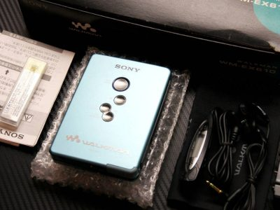 SONY WM-EX610 WALKMAN 磁带随身听