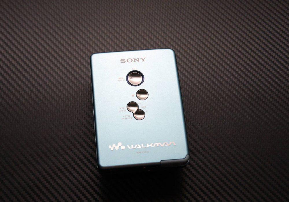SONY WM-EX610 WALKMAN 磁带随身听