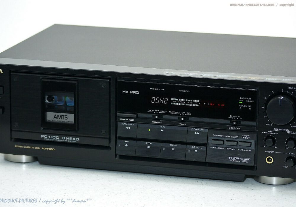 AIWA AD-F800 High-End 卡座