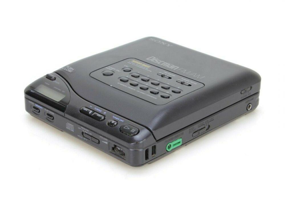 索尼 SONY D-T66 Discman CD Player