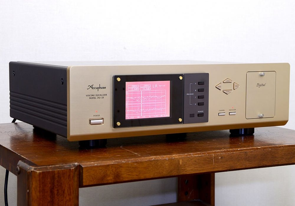 Accuphase DG-28 图示均衡器