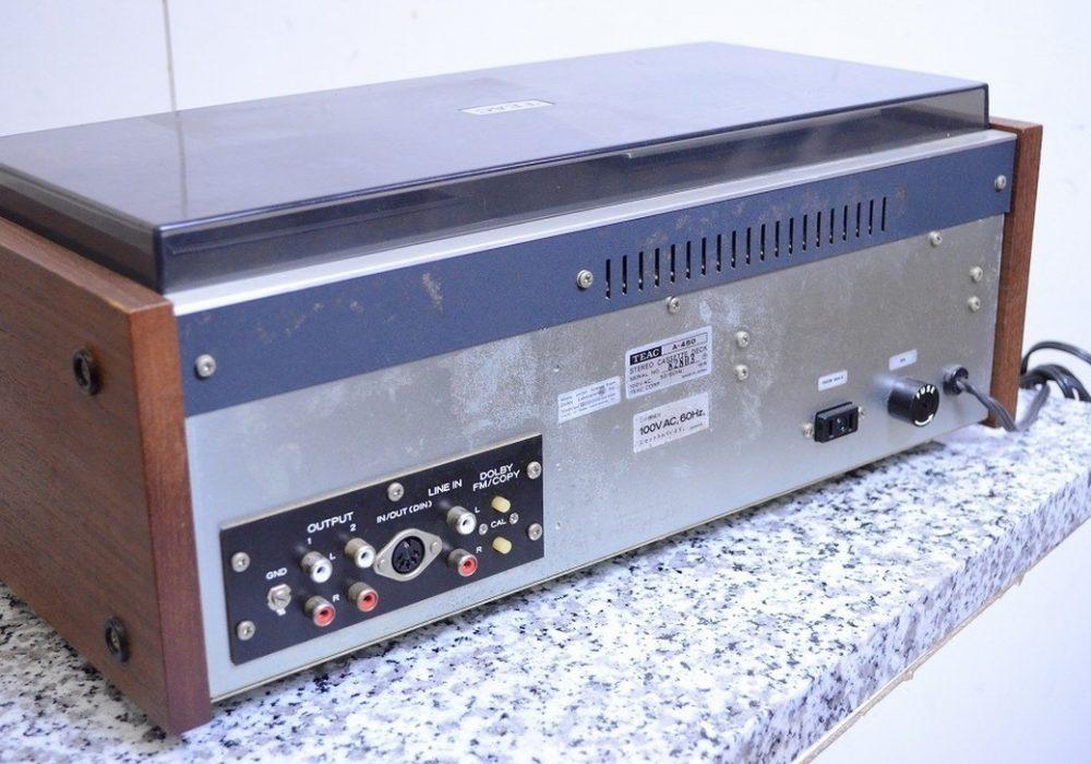 TEAC A-450 卡座