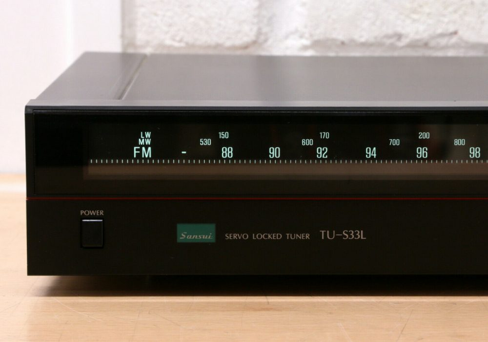 SANSUI TU-533L FM/LW/MW Tuner 收音头