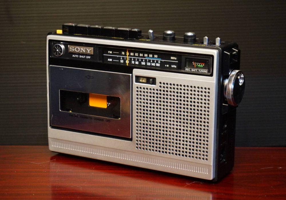 SONY CF-1150 收录机