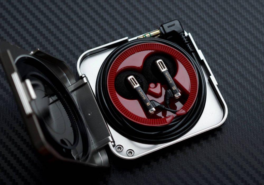SONY MDR-E464 / MDR-E282 耳塞式耳机