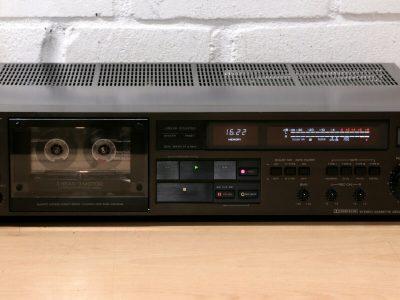 索尼 SONY TC-K666ES 3磁头卡座