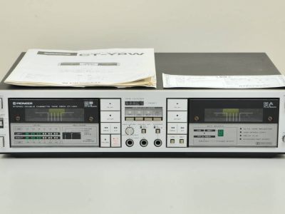 PIONEER CT-Y8W 双卡座