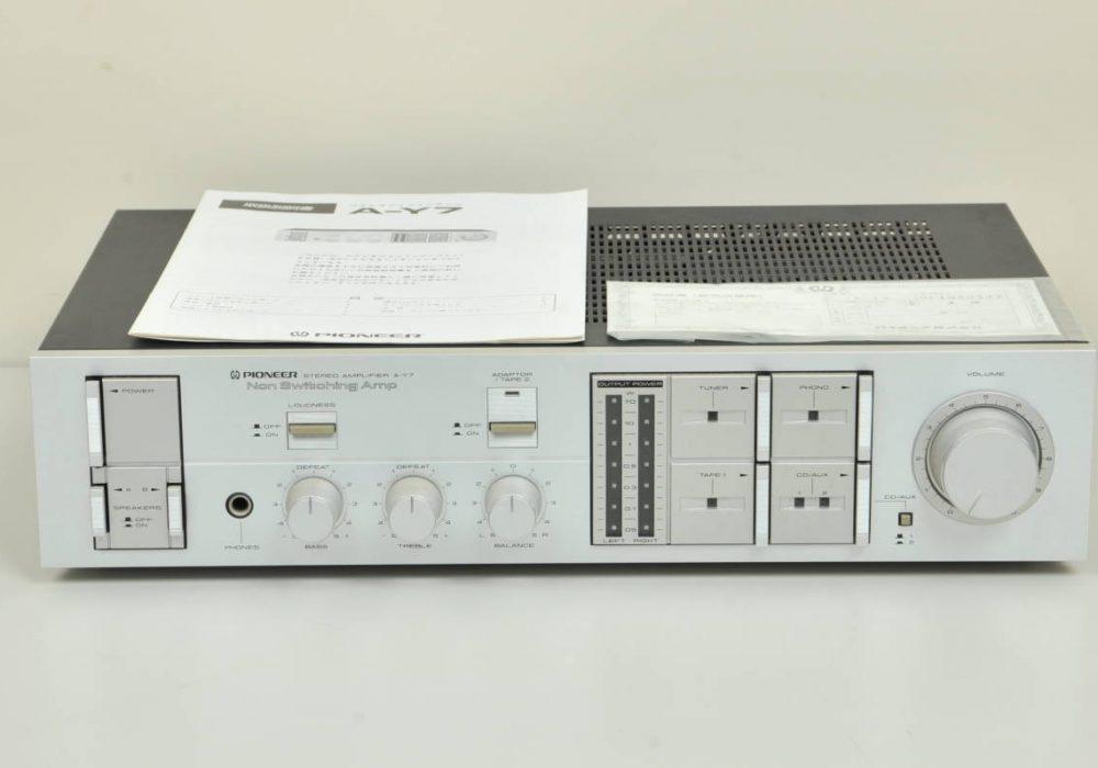 PIONEER A-Y7 功率放大器