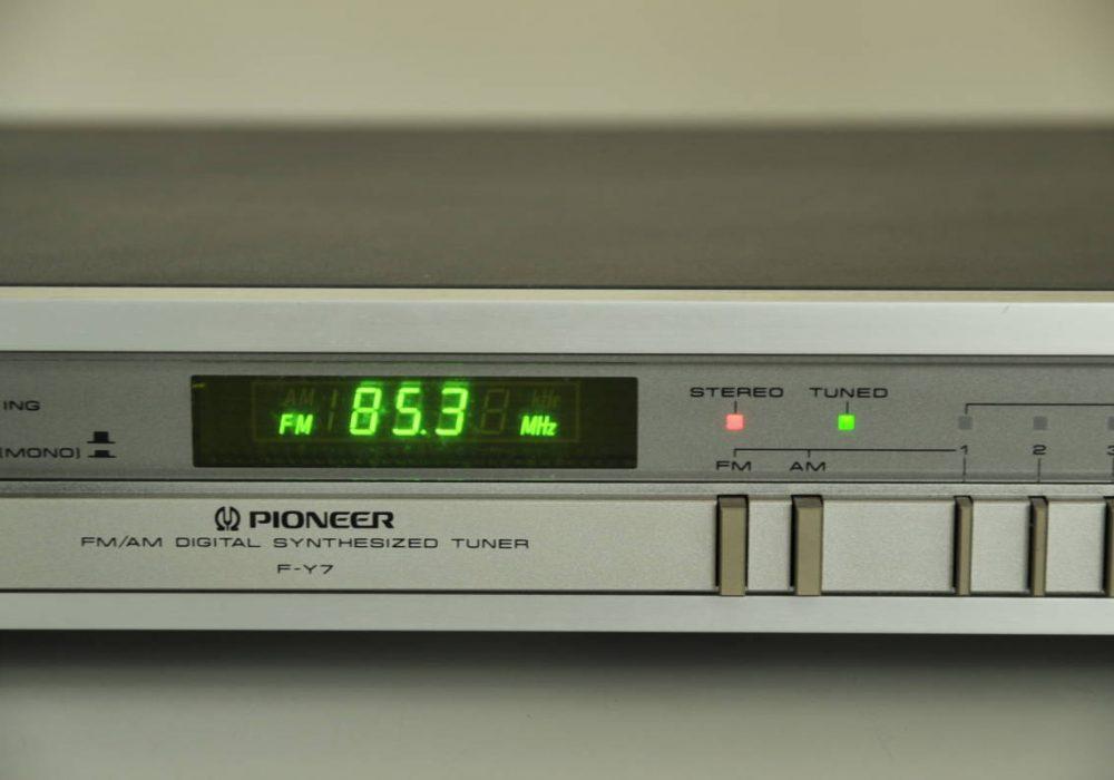 PIONEER F-Y7 收音头