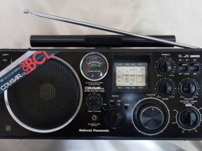 National Panasonic RF-1130 BCL 收信机