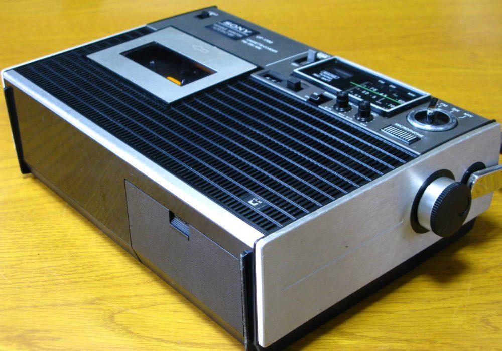 SONY CF-1700 收录机