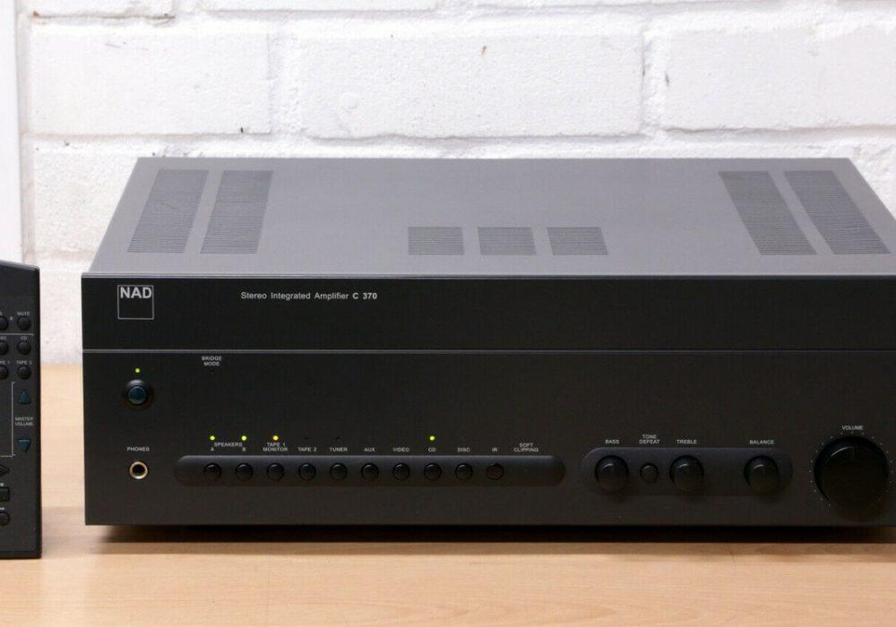 NAD C370 功率放大器