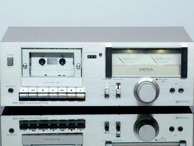 WEGA PPS-200C 卡座