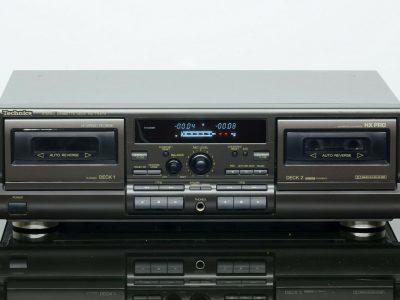 Technics RS-TR474 双卡座