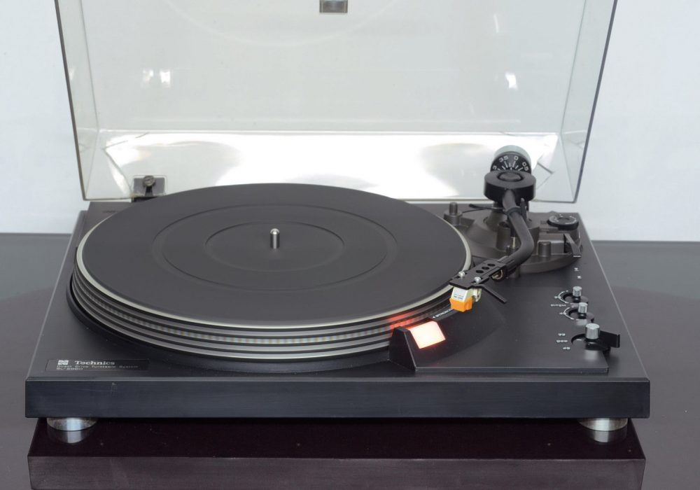 Technics SL-2000 黑胶唱机