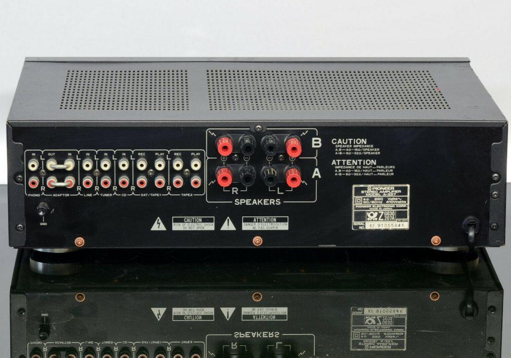 先锋 PIONEER A-337 功率放大器