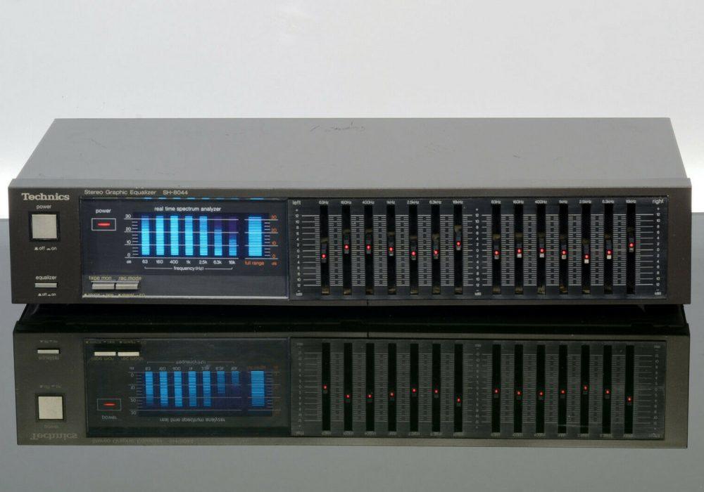 Technics SH-8044 图示均衡器