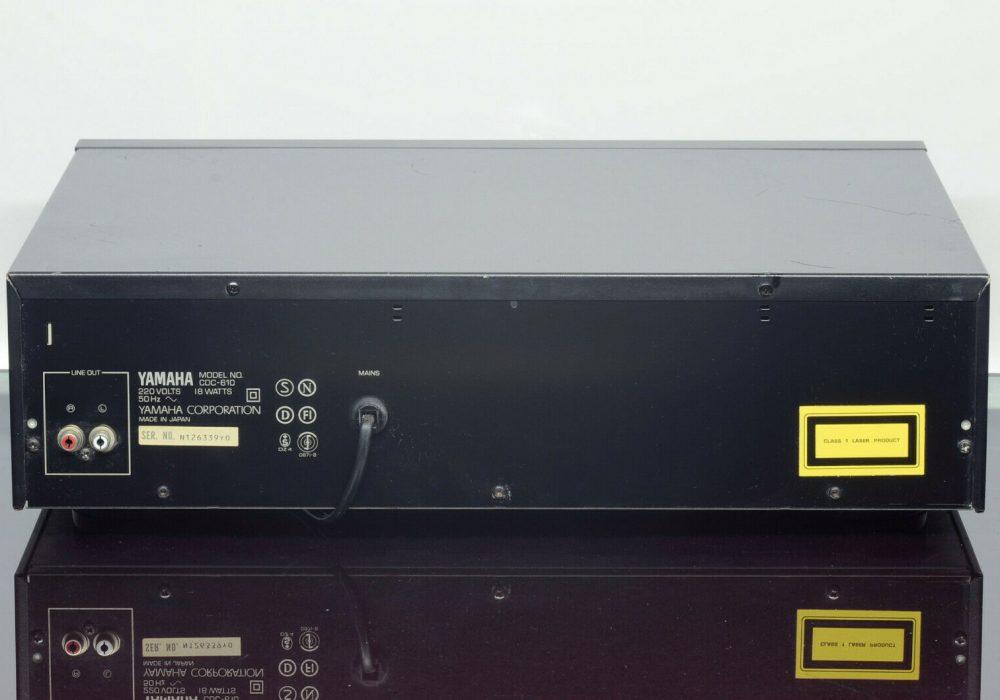 雅马哈 YAMAHA CDC-610 CD播放机