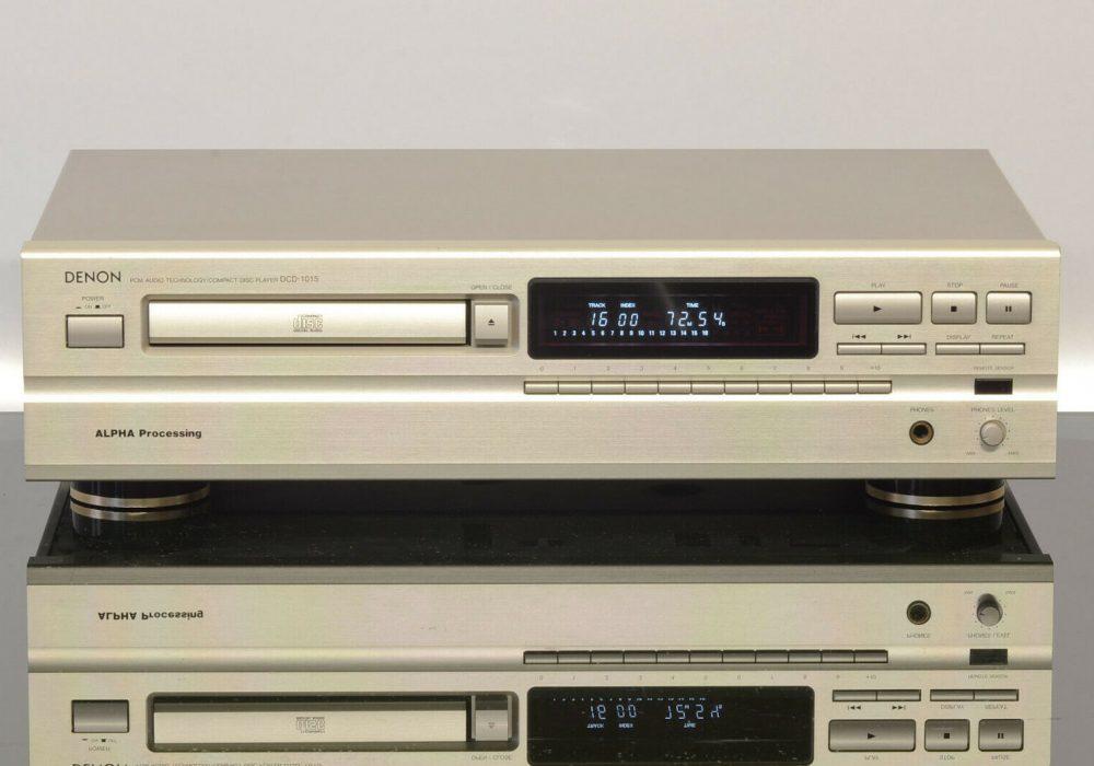 DENON DCD-1015 CD-Player CD播放机