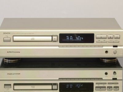 DENON DCD-1015 CD-Player CD播放机