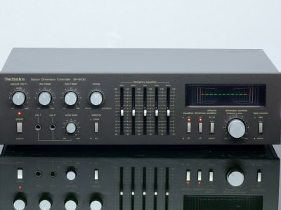 Technics SH-8030 均衡 混响器