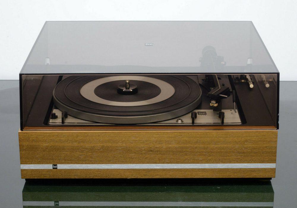 Dual 1215 黑胶唱机