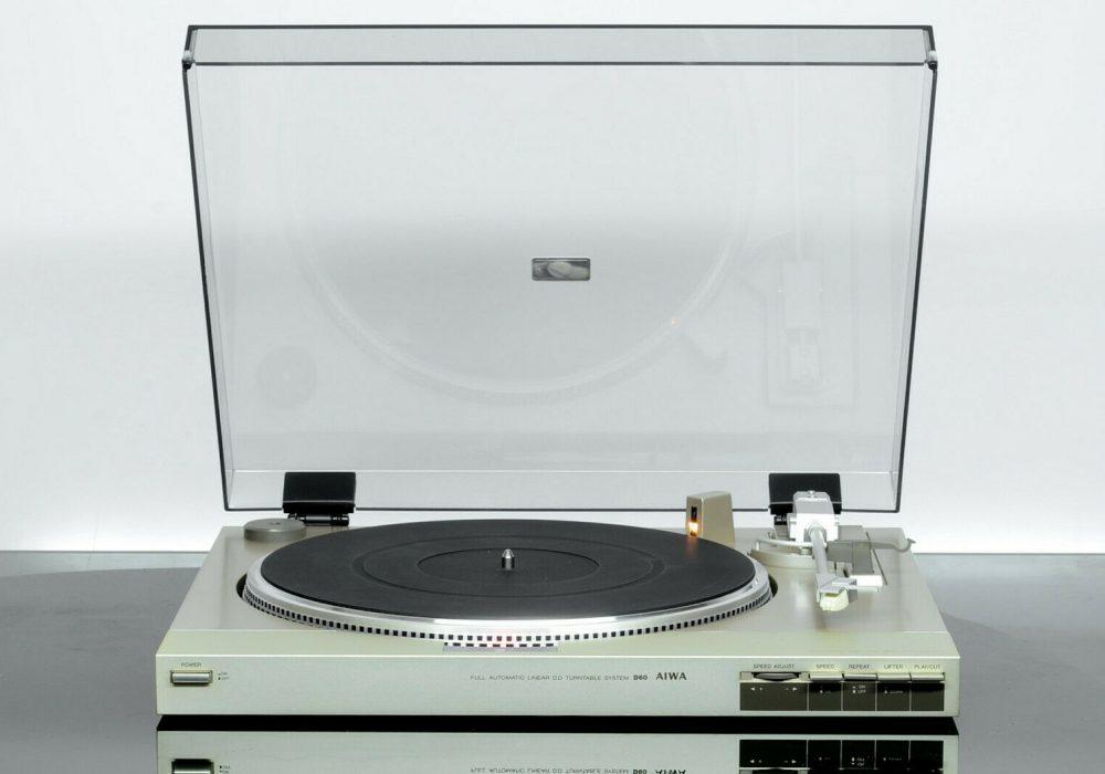 AIWA AP-D60 黑胶唱机
