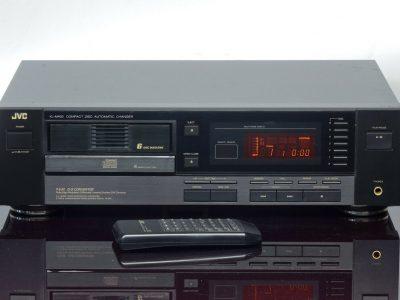 JVC XL-M403 6碟连放 CD播放机
