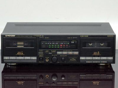 先锋 PIONEER CT-W530R 双卡座