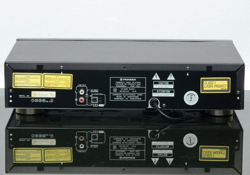先锋 PIONEER PD-101 CD-Player CD播放机