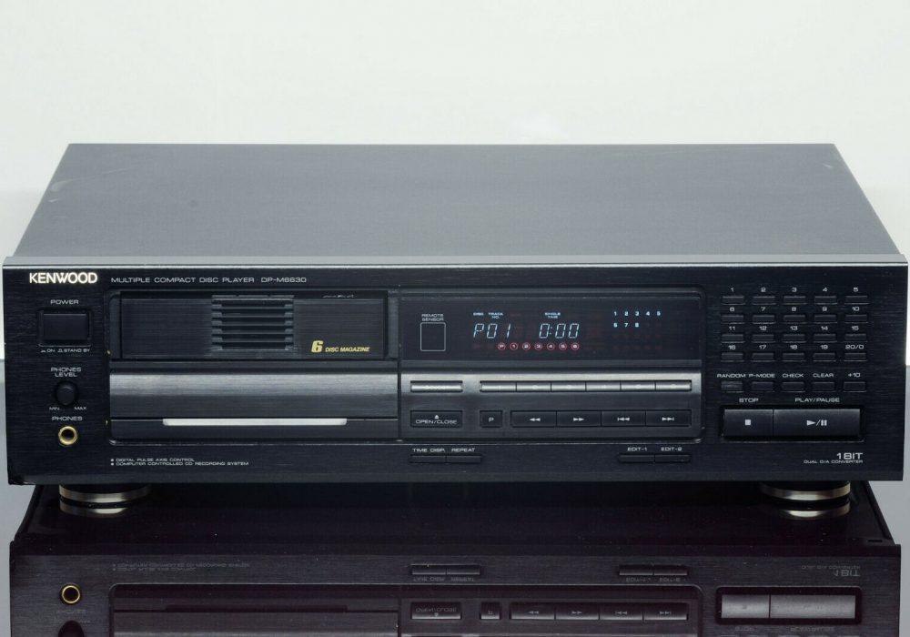KENWOOD DP-M6630 6碟连放 CD播放机