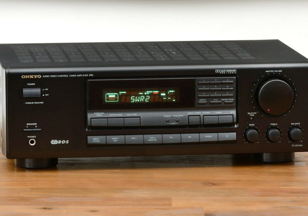Onkyo TX-SV434 AV 功率放大器